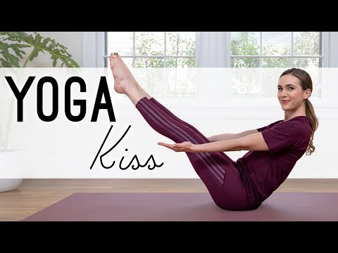 Yoga Kiss | Total Body Flow |  Yoga With Adriene