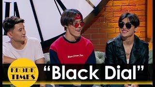 Black dial - жаңа рэппері 