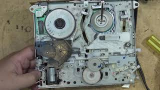 Mitsubishi HSU500 VCR Repair