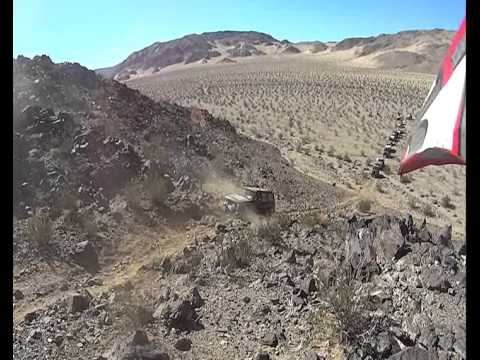 Morongo Basin Search and Rescue Run Part1