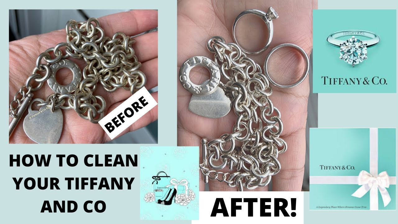 DIY: How To Clean Your Tiffany and Co Jewelry