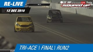 Re-LIVE | TRI-ACE RACING KING PRO L15 N/A | 12-DEC-15 FINAL (Run 2)