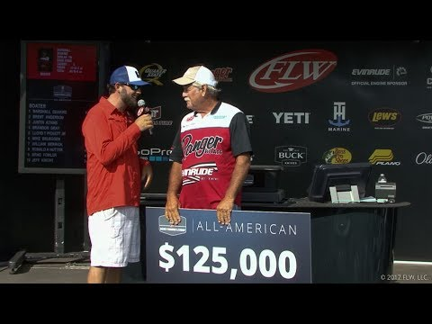 T-H Marine BFL All-American | Pickwick Lake | Winning Moment