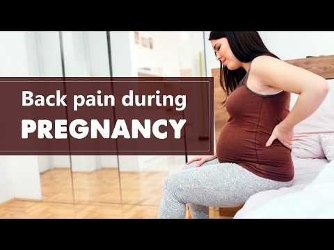 Back Pain Reme During Pregnancy