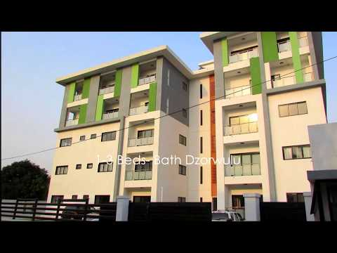 1-3 Bedroom Luxury Apartment In Dzorwulu-Ghana