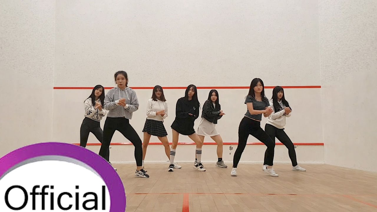 CLC (씨엘씨) - 도깨비 (Hobgoblin) Dance Practice Video - YouTube