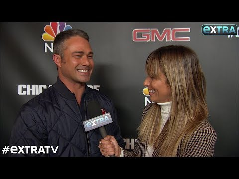 Taylor Kinney Talks Moving to Chicago, and His OnScreen Romance!