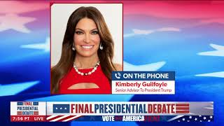 President Trump was 'decisive' | Kimberly Guilfoyle