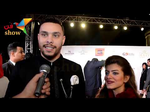 لقاء ناري مع أحمد حسن وزينب وهل تاجرا بزفافهما