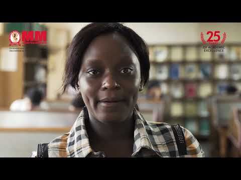 Students From DR Congo Talk about MMDU | Best University of the Year 2017