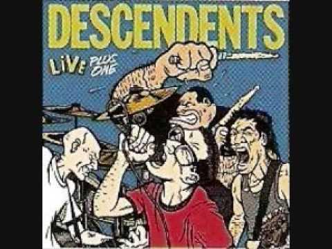 09 Descendents - I Like Food LIVE