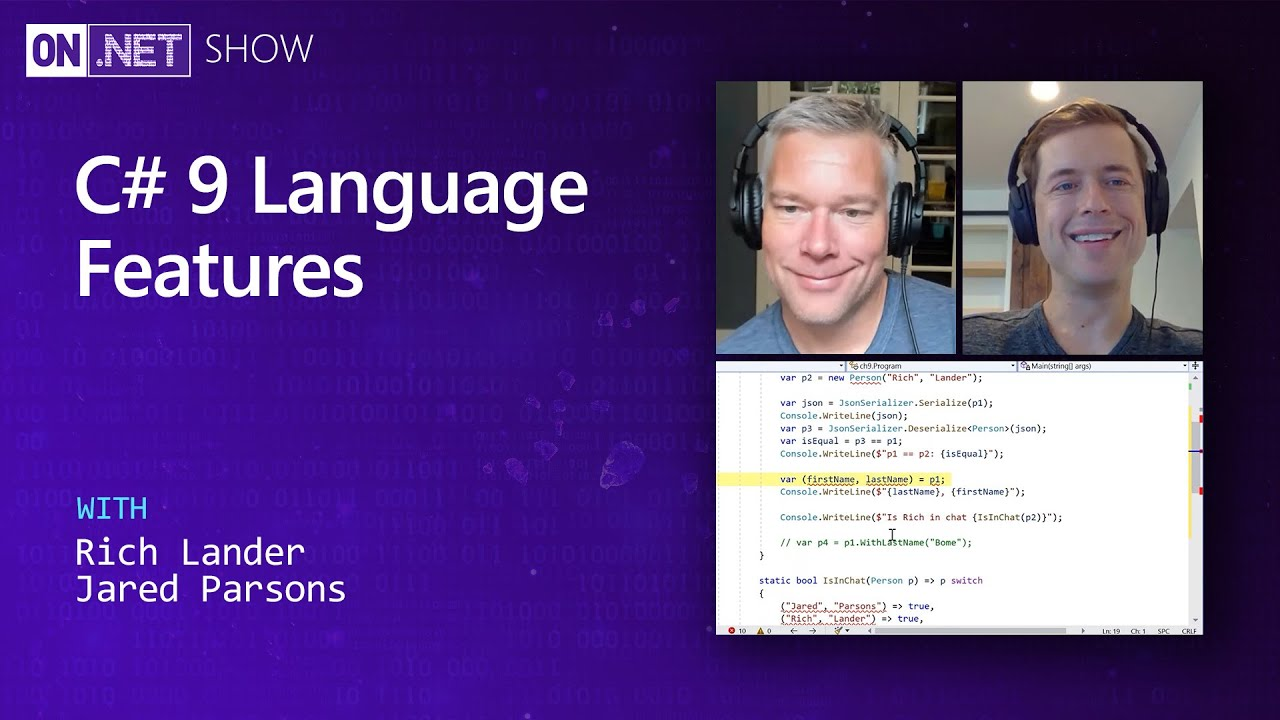 C# 9 Language Features