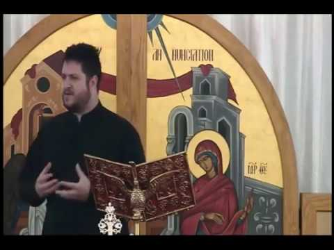 The Call to Holiness by Seminarian Nathan Adams