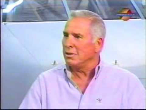 David Pearson interview (1/2)