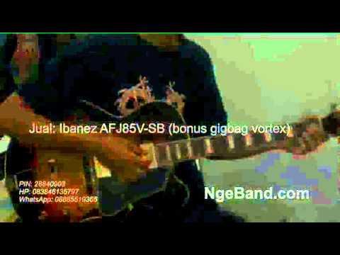 Ibanez AFJ85V-SB Demo (Pernah Muda - BCL)