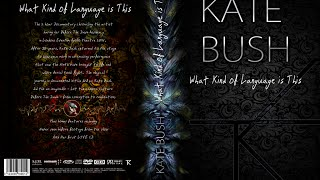 Kate Bush - What Kind of Language is This: Before The Dawn DVD (Teaser/Trailer)