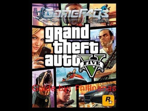 Grand Theft Auto V - GameFAQs Guide By Phillnanas (me)