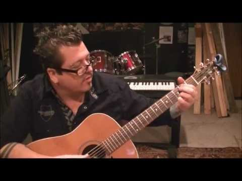 How to play a Yeehaw Hillbilly style Progression by Mike Gross - Tutorial
