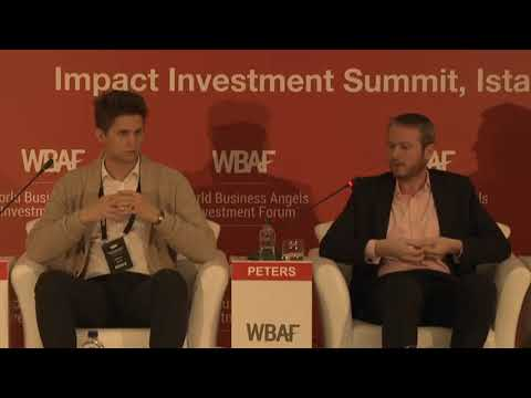 WBAF 2018 Panel: Blockchain for Social Impact