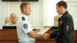 Награждены участники операции по освобождению заложницы
