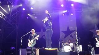 Silbermond - Du Fehlst Hier (Live@Arena Wien 17.5.2013) HQ