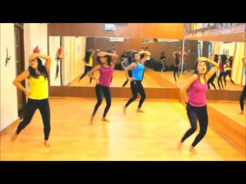 Nachan Farrate Maar Ke   Dance Choreography for Girls   All Is Well   Meet Bros   Kanika   YouTub