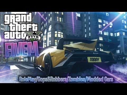 How To Play FiveM : GTA V RolePlay/Cops&Robbers/Zombies/Modded Cars Tutorial Guide