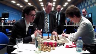 PERFECT GAME!! Vladislav Artemiev vs Fabiano Caruana    Tata Steel Chess 2020 - R13