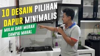 Inspirasi Dapur Minimalis | Dapur Rumah Minimalis Sederhana Sampai Modern