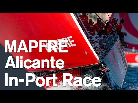 MAPFRE In-Port Race Alicante : Full replay