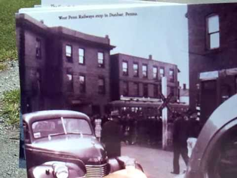 Ghosts Of Dunbar Pennsylvania..PA .History & Stuff thats gone and still here 6 min. walk tour