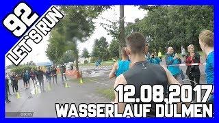 Let´s Run #92 - Wasserlauf Dülmen - 5km und 10km am Limit mit Puls 200