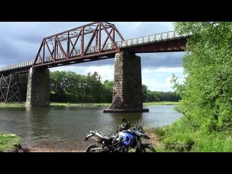 Trans Canada Trail~Pictou to Wallace