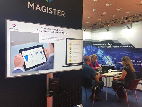 Magister la Expo Shop Future Retail Solutions 2019