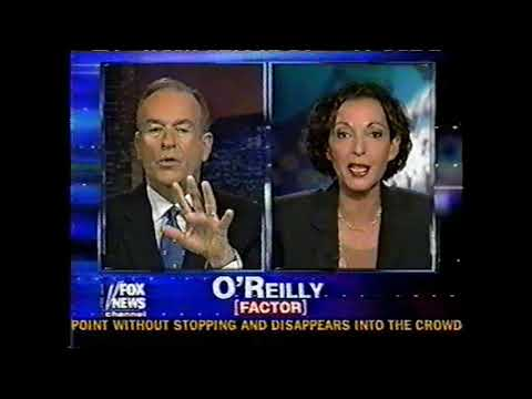 The O'Reilly Factor - April 12th, 2002 (Bill discusses the Middle East conflict)