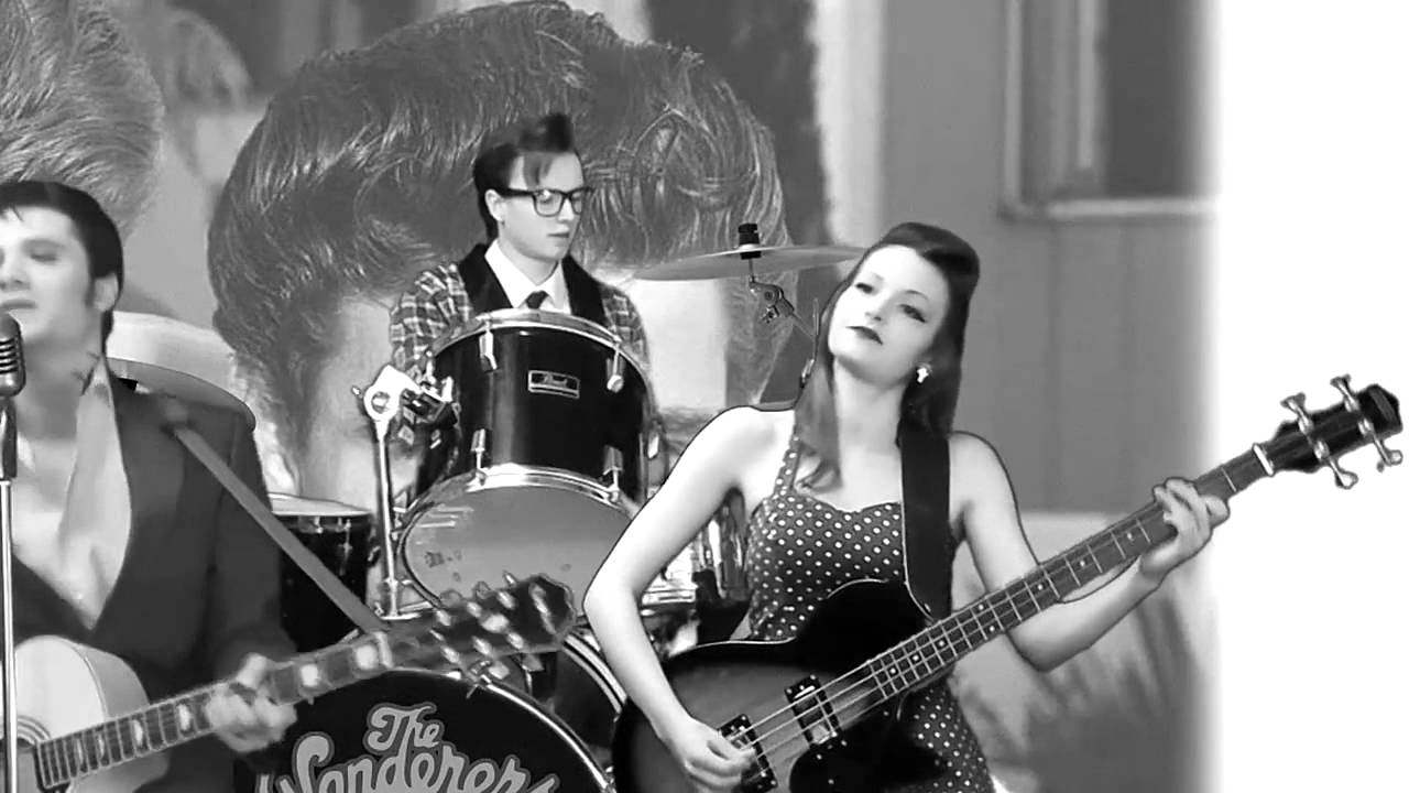The Wonderers - 50's Rock N Roll Cover Band - Blue Suede ...