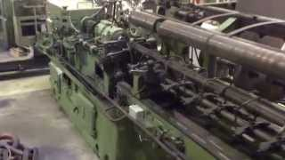 *** www.steinfels-kg.de  *** for sale Wafios VDF80U chain link fence machine