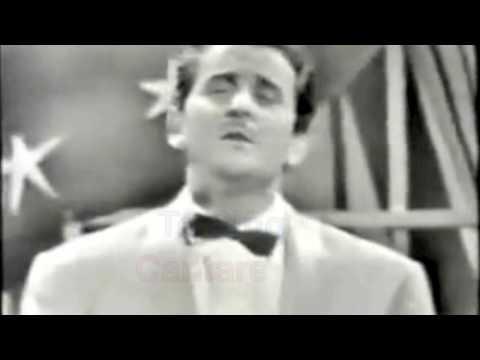 Nel Blu Dipinto Di Blu Volare 1958  Domenico Modugno originale con Testi Lyrics  Cantare