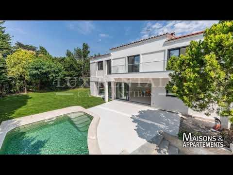 CAP D\'ANTIBES - MAISON A LOUER - 138 m² - 5 pièces