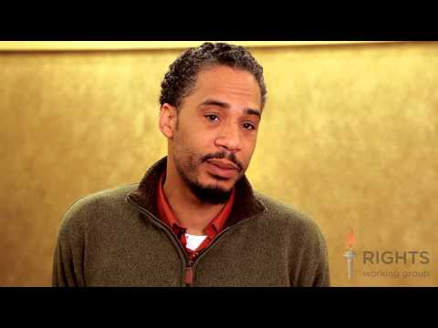 Faces of Racial Profiling: Art Way Shares His Story