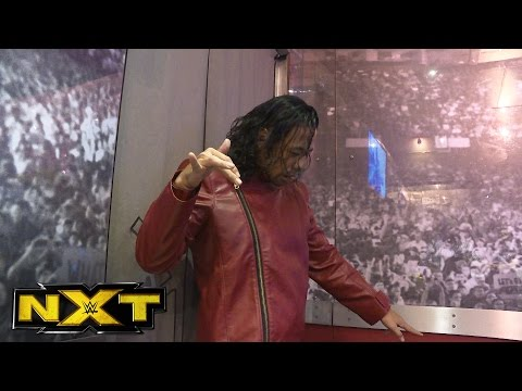 Go behind the curtain at NXT TakeOver: Brooklyn II