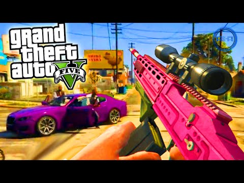 """GTA 5 Gameplay Online """"NEXT GEN HYPE!"""" - (Grand Theft Auto V PS4 Xbox One)"""