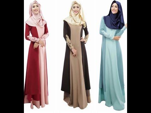 Мусульманские модели платьев Баку 2013