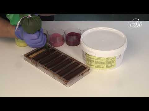 Fyllda chokladbars