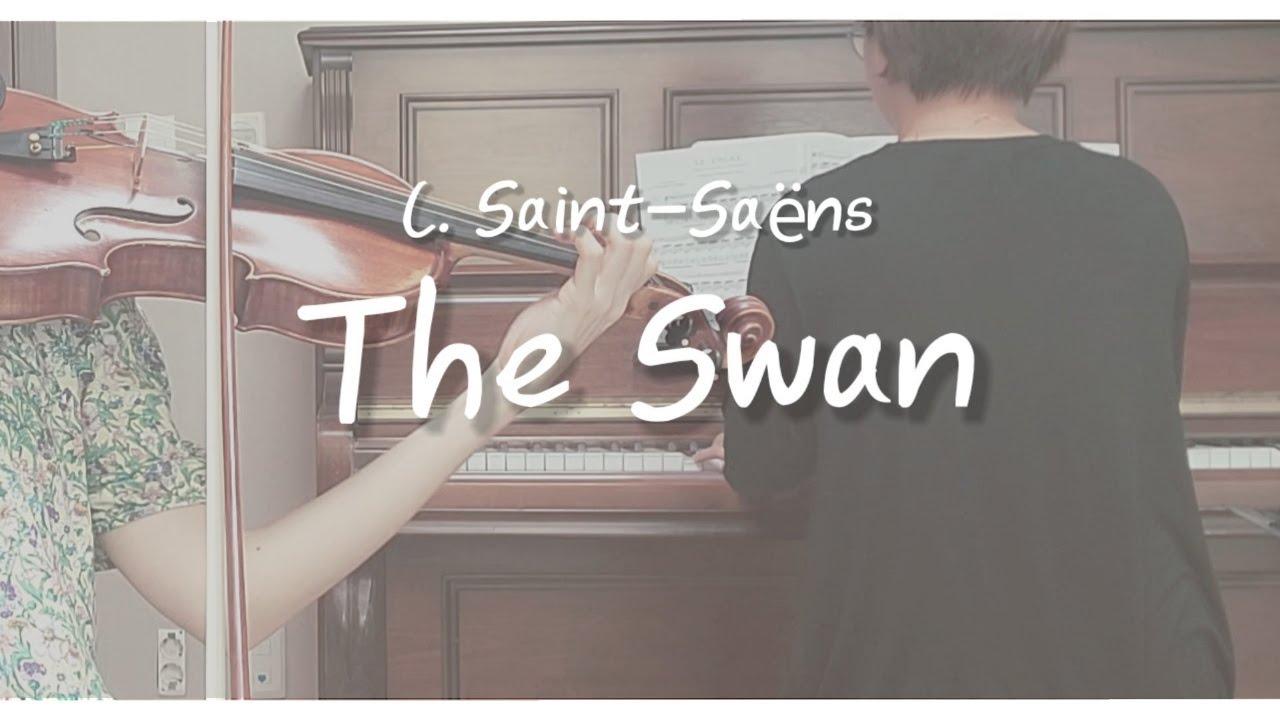 C. Saint Saens - 백조 The Swan