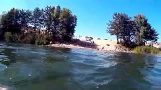 Испытание экшен камеры на Голубых озерах возле Красного Лимана !(, 2015-07-04T20:03:36.000Z)