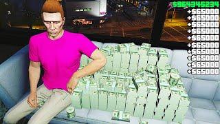 How to make Money in GTA V online *easy*