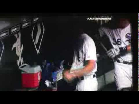 White Sox's Chris Sale Attacks Gatorade Cooler