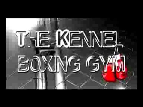Kennel Boxing Gym Trailer www.kennelboxing.com