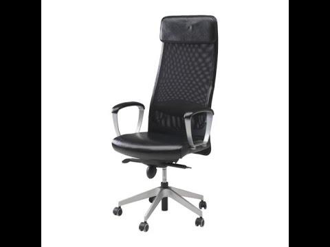 Выбор компьютерного кресла ( Маркус )